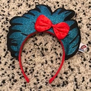 Dr suess head band 'thing 1'